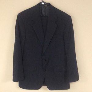 Other - BILL BLASS Blue Suit 44R Coat 34x32 Pants